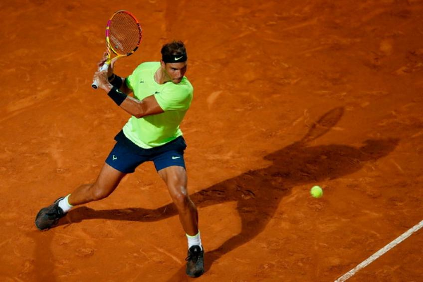 ATP Rome: Rafael Nadal eases past Dusan Lajovic to join Novak Djokovic in quarters