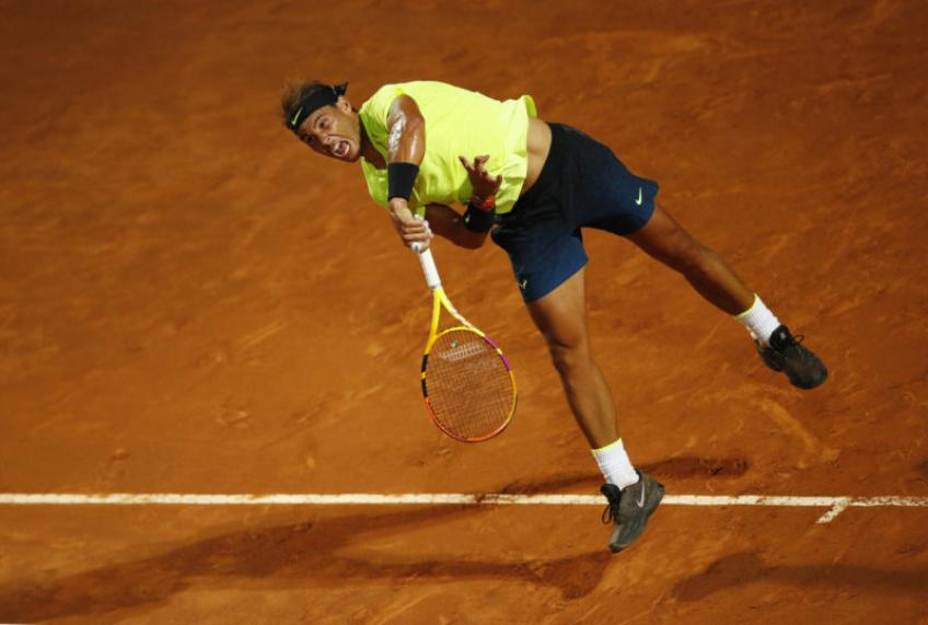 'The competition with Rafael Nadal on clay is unique as...', says Grand Slam champion