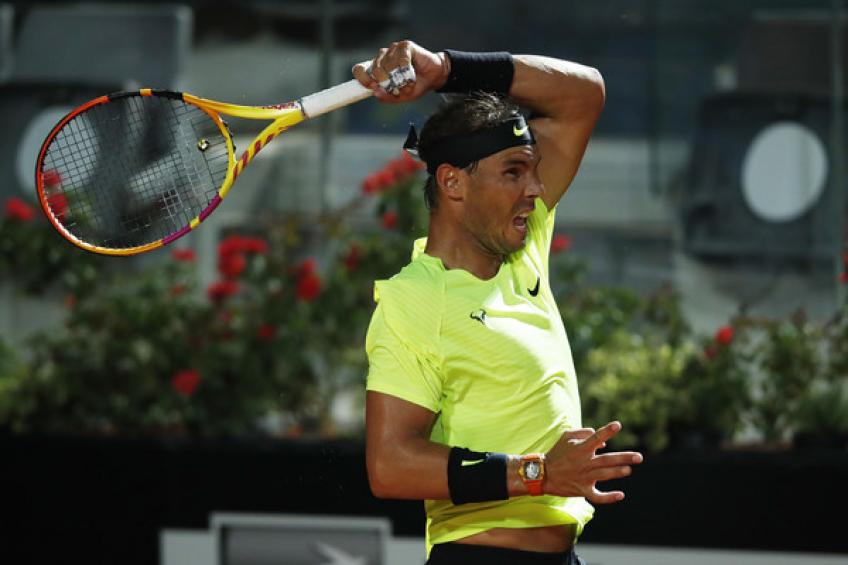 Atp Rome Rafael Nadal Suffers Unexpected Loss To Diego Schwartzman