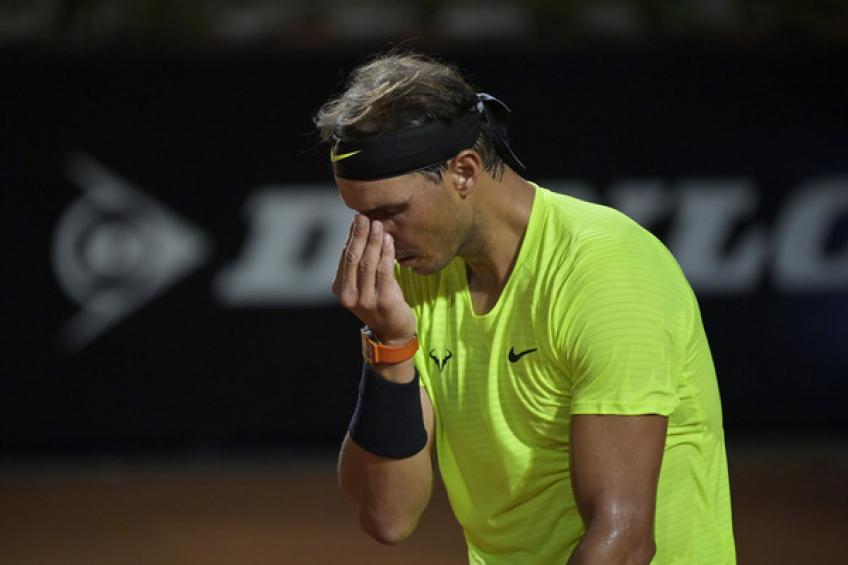Rafael Nadal: 'There are no excuses, Diego played well and I didn't'