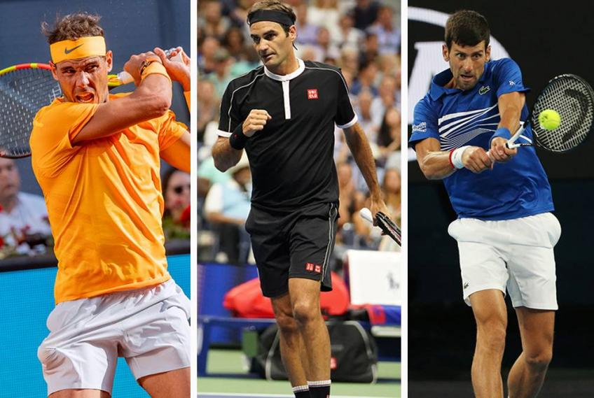 'Roger Federer, Nadal, Djokovic are the greatest ever, but...', says Top 20