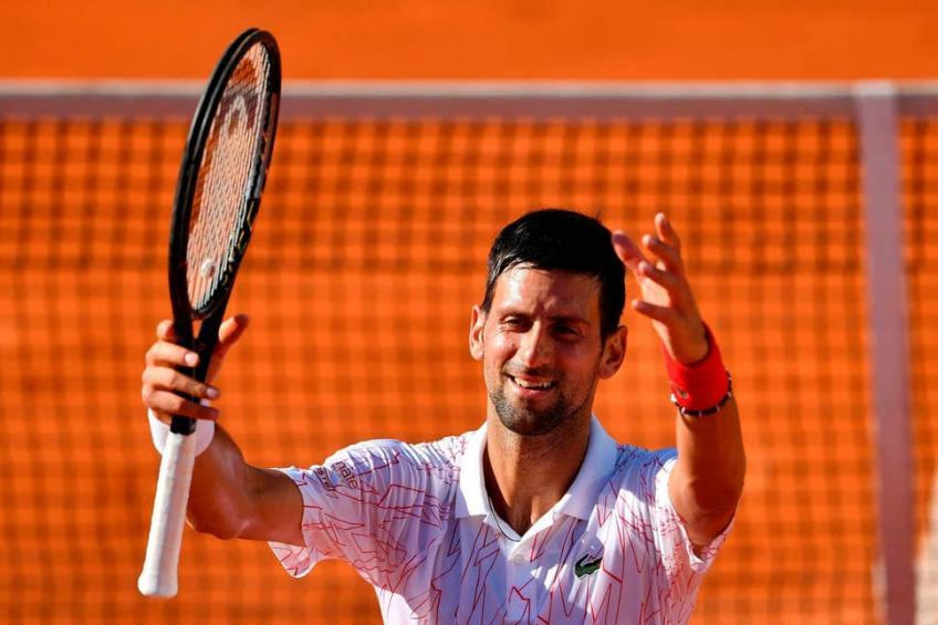 Novak Djokovic on Rome win: Another big title and great preparation for French Open