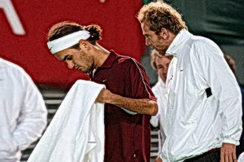On this day: Roger Federer suffers one of the toughest career losses after wasting..