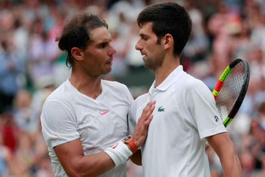 Novak Djokovic: Rafael Nadal No. 1 favorite for French Open title but he is beatable