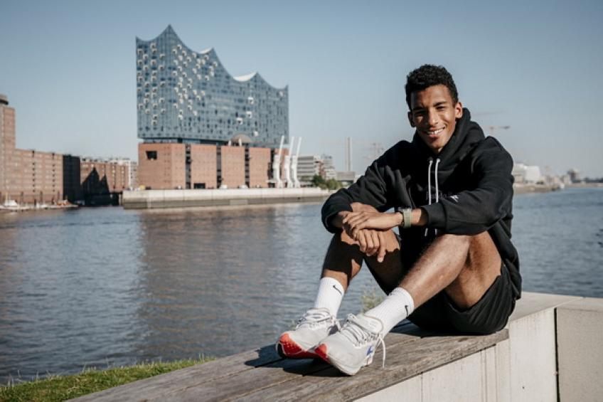 ATP Hamburg: Felix Auger-Aliassime and Karen Khachanov win. Kei Nishikori bows out