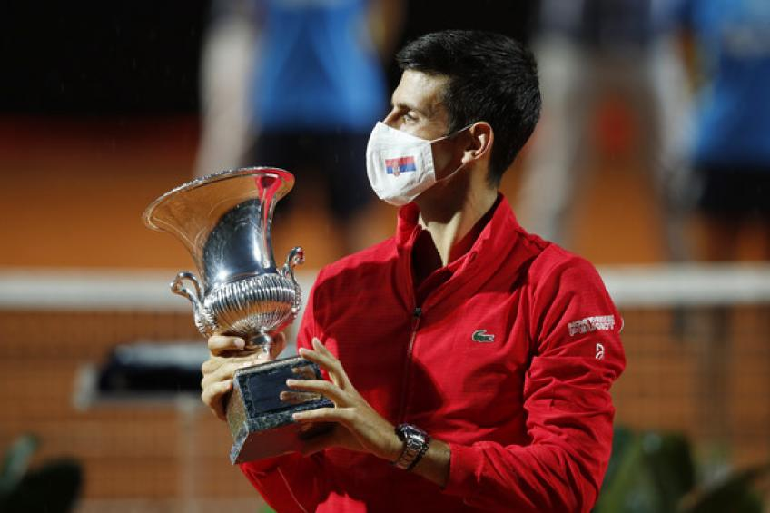 If you want to challenge Novak Djokovic in Masters 1000 final, you can't afford to..