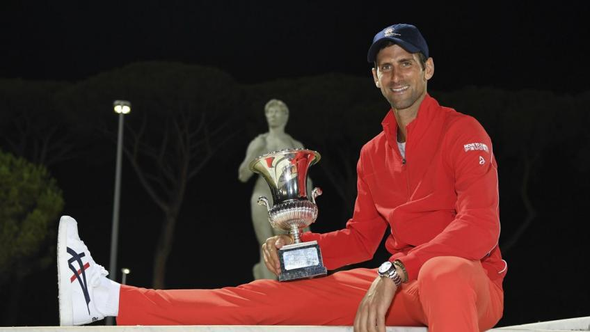 'I think it will travel with Novak Djokovic more so than...', says former No. 1