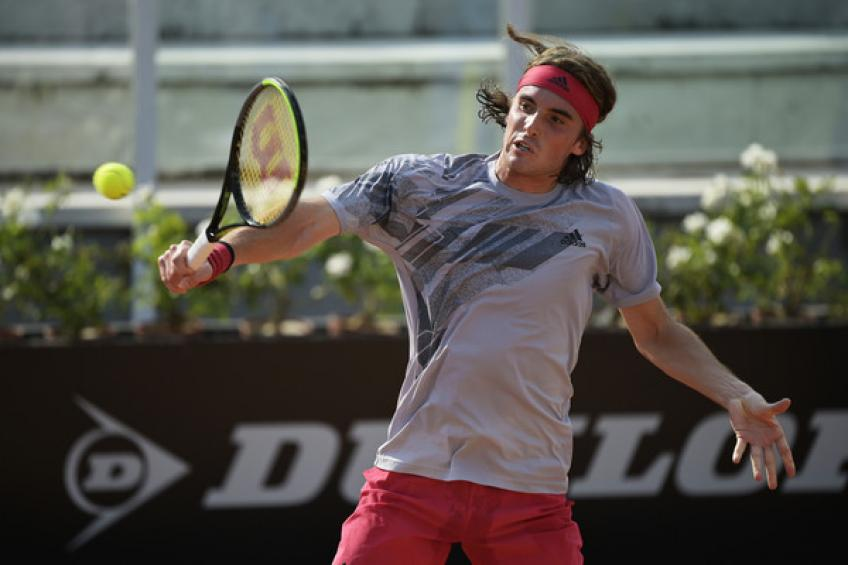 Stefanos Tsitsipas wary of Andrey Rublev threat ahead of their French Open clash