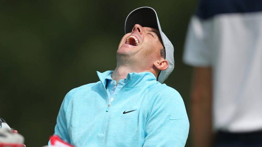 Rory McIlroy's go-to pizza has the golf world buzzing