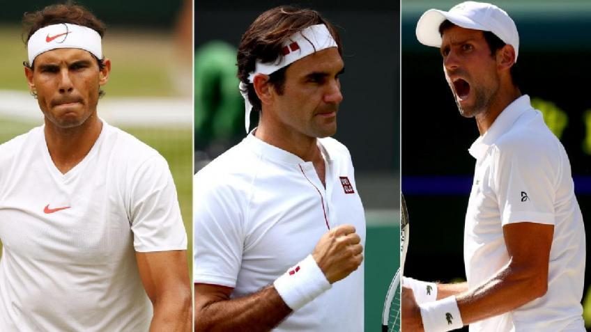 'Roger Federer, Nadal, Djokovic remain favourites in every tournament', says Top 5