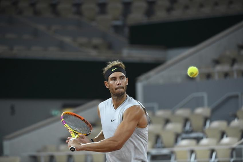 Rafael Nadal slams Roland Garros' extreme weather conditions and new balls