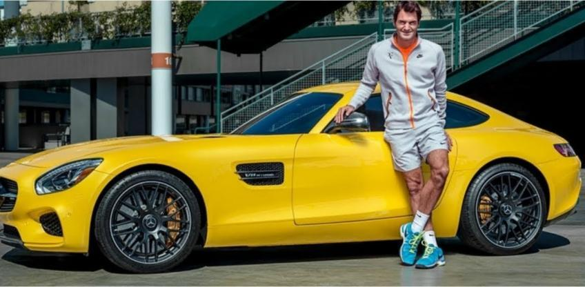 The Amazing Roger Federer S Cars