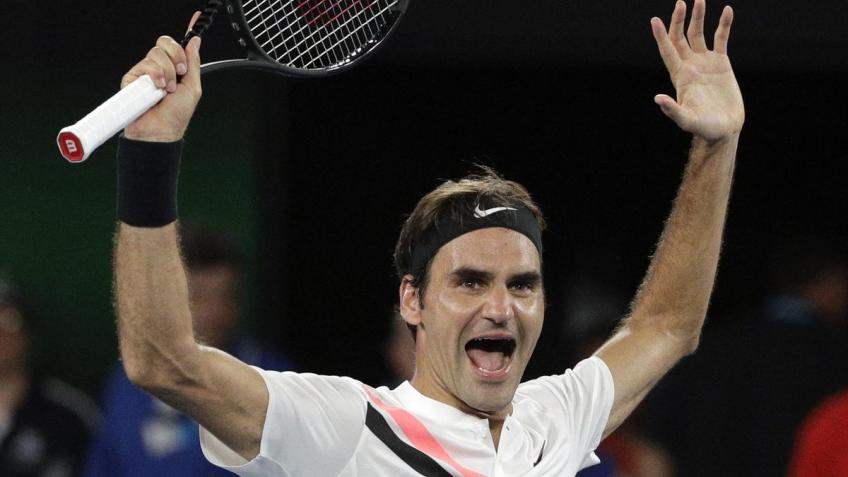Roger Federer: 'I think that shows perfectly how tennis has evolved'