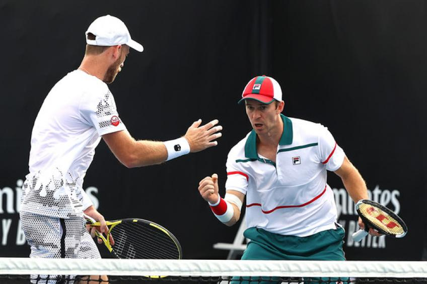 ATP Hamburg: John Peers, Michael Venus only second team to win multiple times in 2020