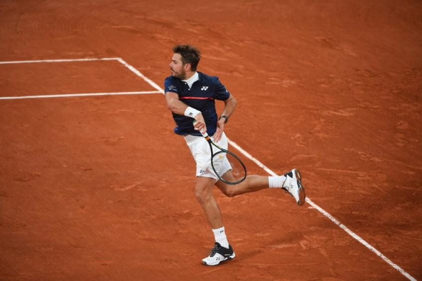 ATP Roland Garros: Stan Wawrinka eases past Andy Murray in 97 minutes