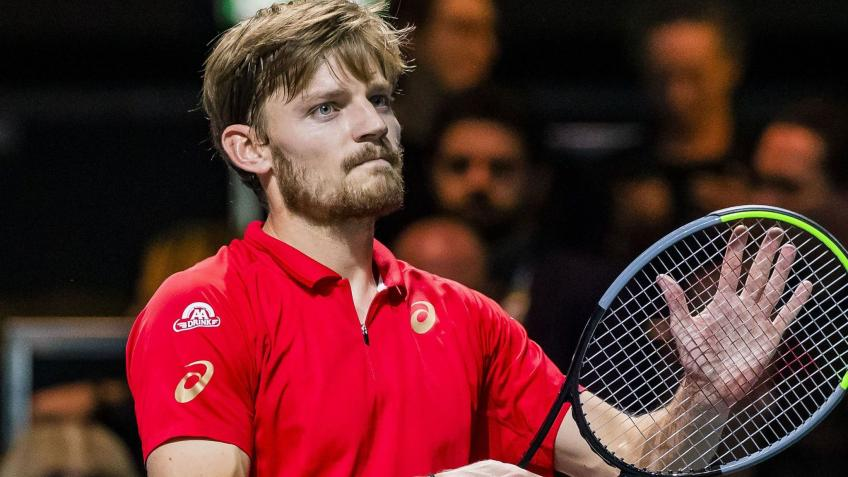 David Goffin: You feel worried all the time thinking about your test results