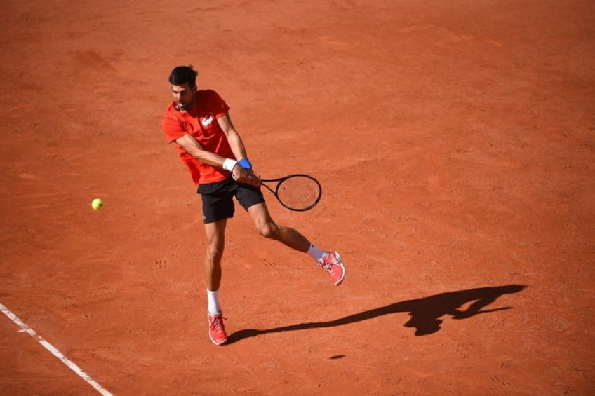 Novak Djokovic: 'New balls are heavier, but we have to accept that and compete'