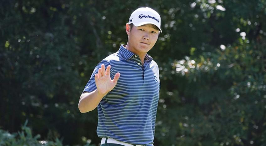 Danny Lee apologizes for outburst at U.S. Open