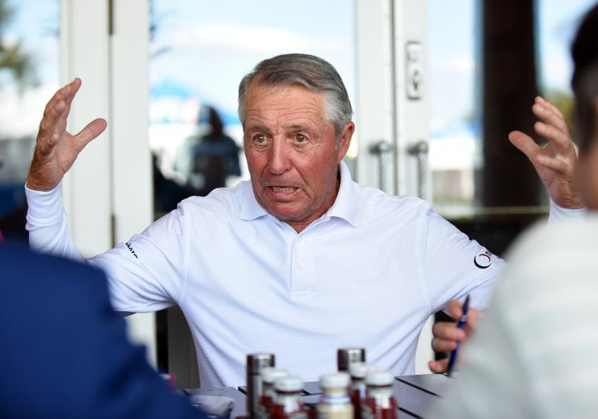 Gary Player wants to fine people for cutting down trees