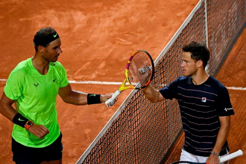 Rafael Nadal on shock Rome loss: That day Diego Schwartzman was better than me