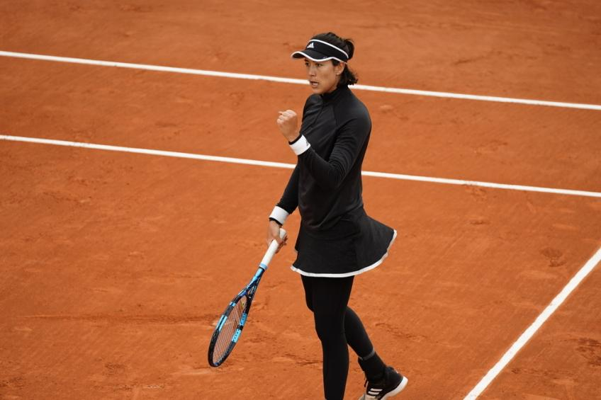 2020 Roland Garros: Garbine Muguruza passes first test; Angelique Kerber  upset