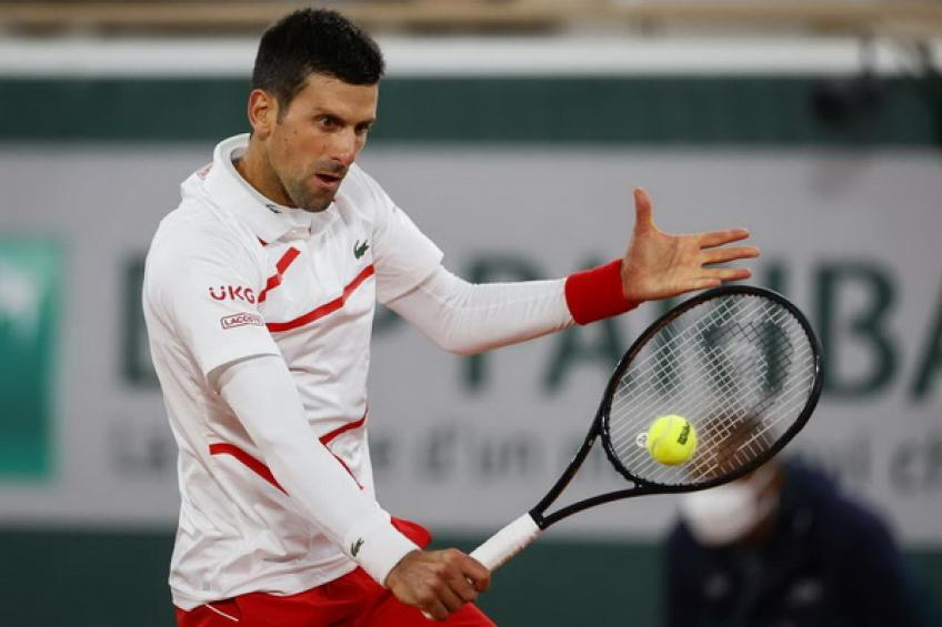 ATP Roland Garros: Novak Djokovic follows Rafael Nadal, Doiminic Thiem into R2