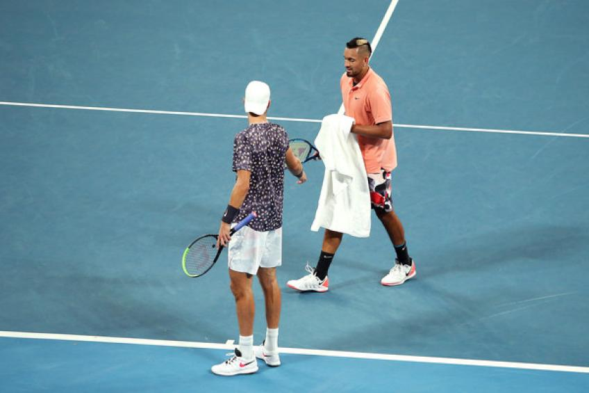 Karen Khachanov to Nick Kyrgios: Read a few books before you attack my intellect