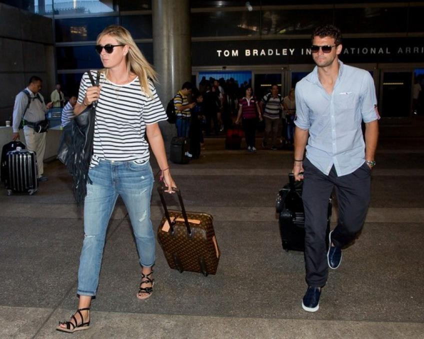 Grigor Dimitrov speaks on his relationship with Maria Sharapova