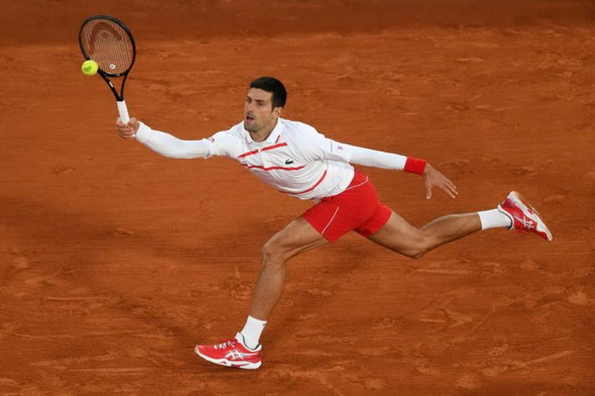 ATP Roland Garros: Novak Djokovic moves ahead of Roger Federer after reaching R16