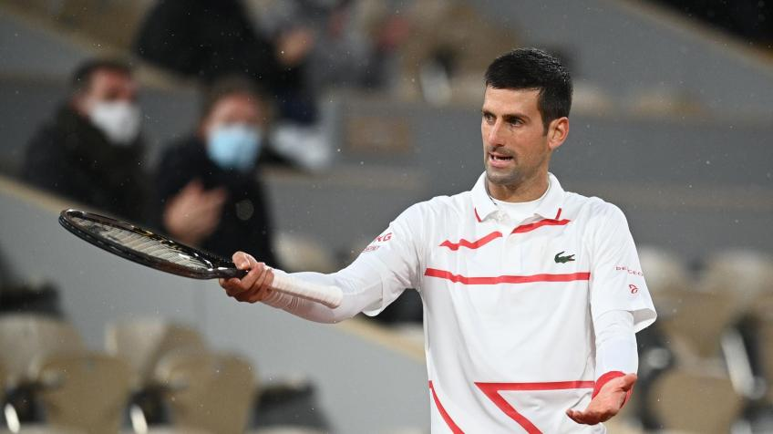Novak Djokovic: It is time to replace line judges with technology
