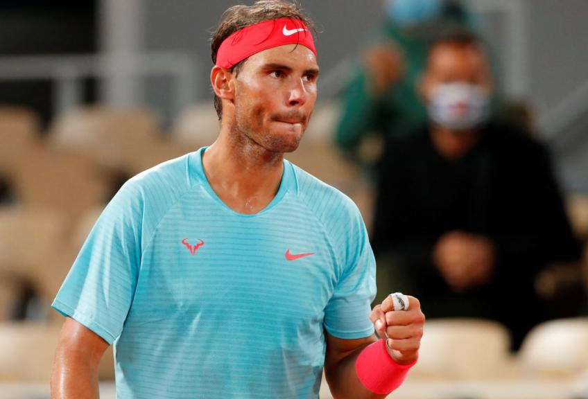 Rafael Nadal: I'm quite happy with the way I'm playing