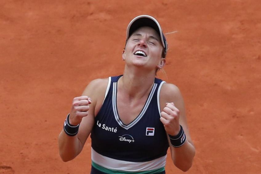 Roland Garros day 10 recap: emotions, swabs, tensions and ...