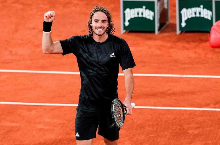 Stefanos Tsitsipas takes quarterfinal from Rublev: French Open next?