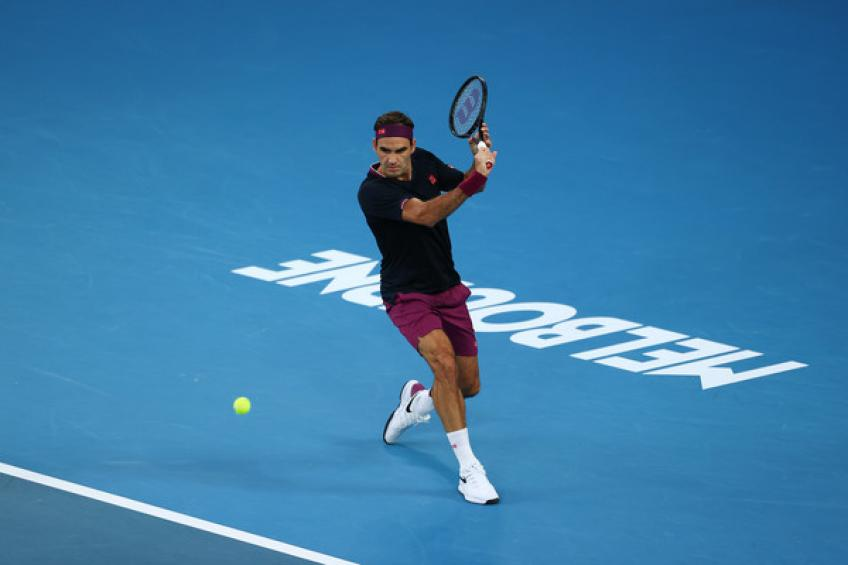 'Roger Federer was kind of the main guy that...', says Australian star