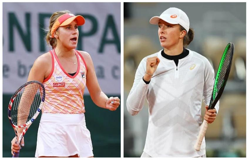 Roland Garros final preview: the unexplored world of Swiatek and Kenin!
