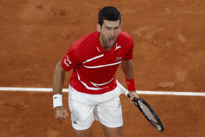 Djokovic: 'People will decide who is better between Federer, Nadal and me'
