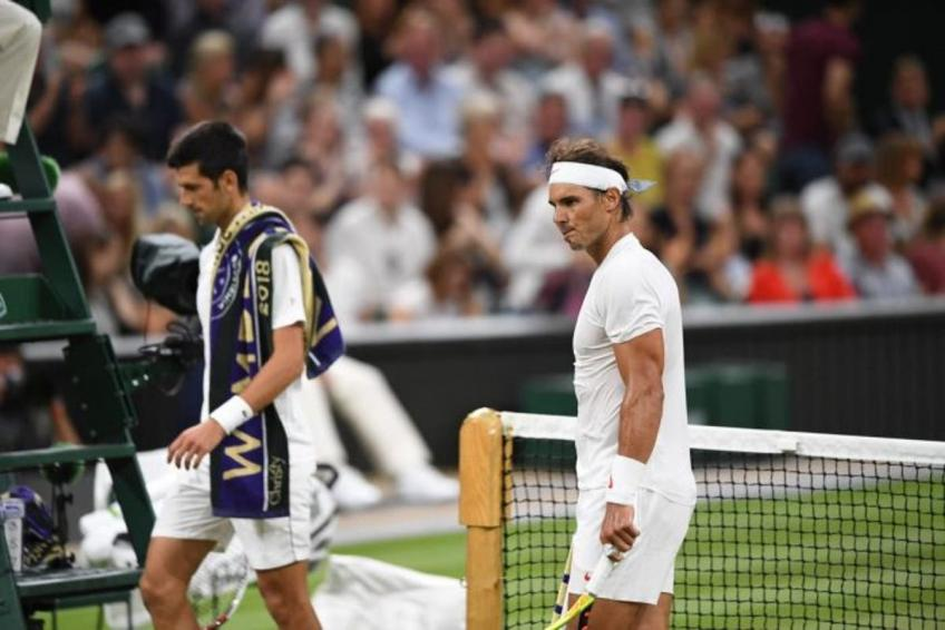 Rafael Nadal vs Novak Djokovic: the best 3 matches ever!