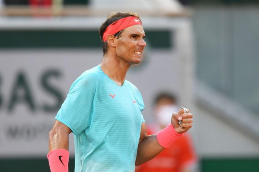 Rafael Nadal joins Roger Federer and Jimmy Connors in exclusive Major 'Club 13'