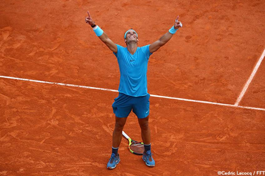 Rafael Nadal: 'My body did not respond in the best way possible'