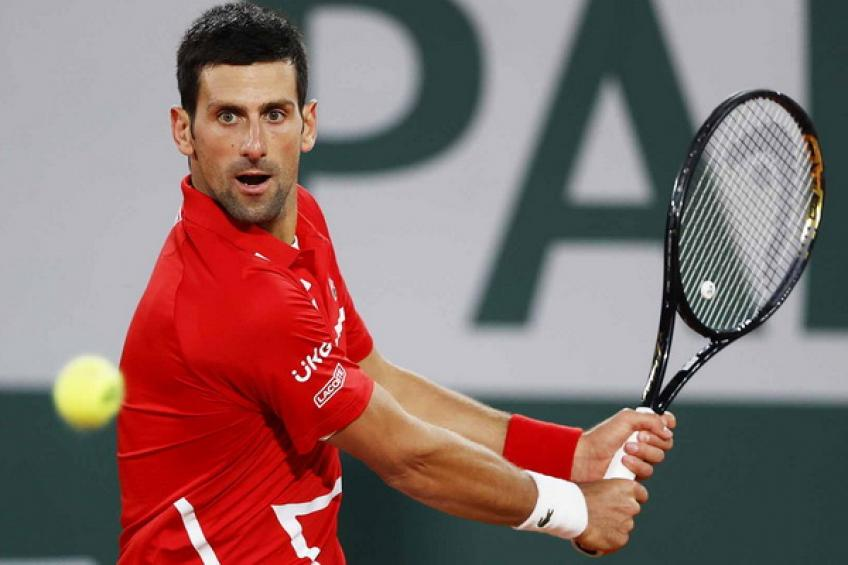 Chris Evert: 'Novak Djokovic is not human at times, his game is flawless'