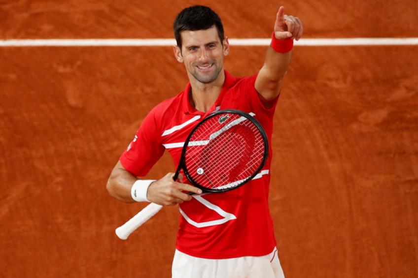 Rafael Nadal's coach: 'Novak Djokovic is one of the greatest players in history'