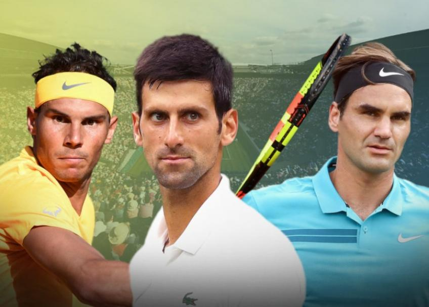Roger Federer, Nadal and Djokovic's INCREDIBLE RECORD!