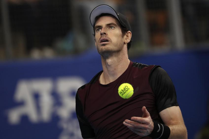 Andy Murray suspects either Novak Djokovic or Rafael Nadal will win most Grand Slams
