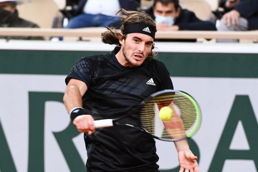 Stefanos Tsitsipas: 'I gave my everything against Novak Djokovic'