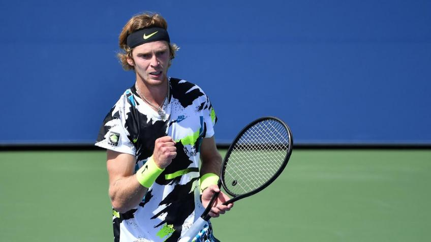 Andrey Rublev: Playing without fans better than not having tournaments at all