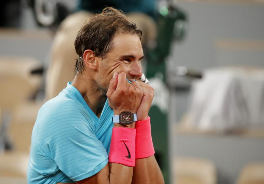 Murray: 'Rafael Nadal is one short of winning the same amount of Grand Slams as...'