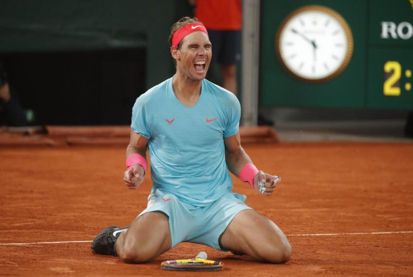 Robin Soderling: Words cannot describe what Rafael Nadal has done at French Open