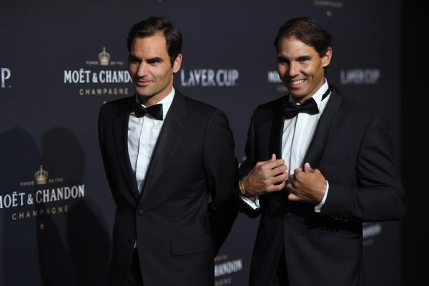 Todd Woodbridge: 'If Roger Federer and Rafael Nadal win same number of Majors..'
