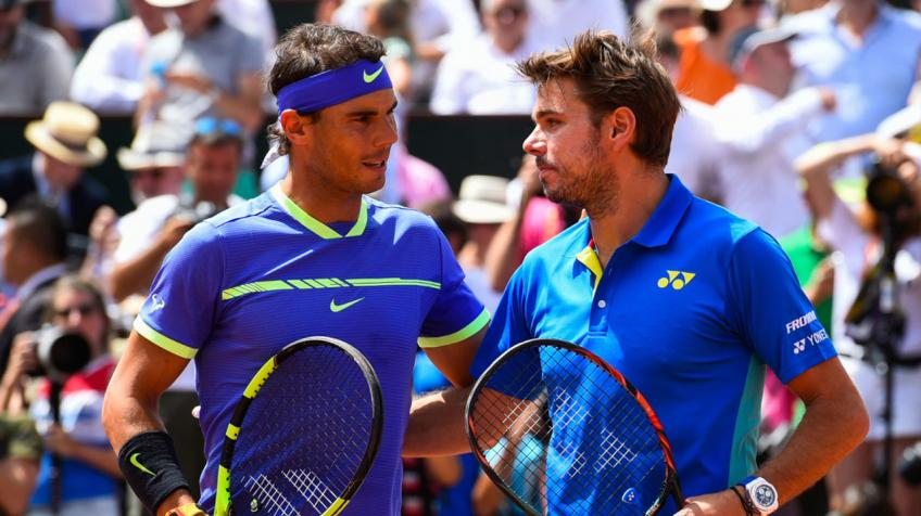 Stan Wawrinka: Rafael Nadal's RG record one of greatest achievements in all sports