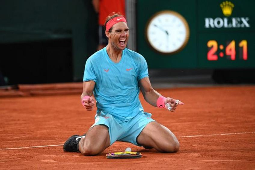 'If Rafael Nadal had to play with a wooden racket...', says former No. 1